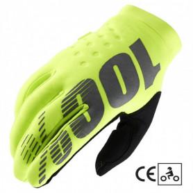 gants-moto-cross-100-the-brisker-fluo-yellow-black
