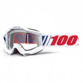 masque-cross-100%-the-accuri-af066-clair