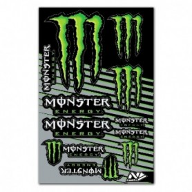 Planche de Stickers N-Style Monster V1