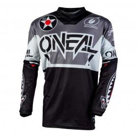 maillot-cross-oneal-element-warhawk-gris-noir-blanc-20