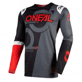 maillot-cross-oneal-prodigy-five-zero-rouge-gris-noir-20