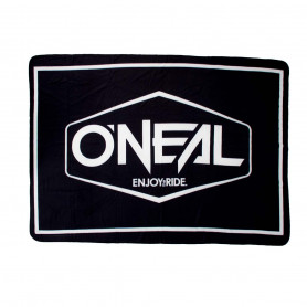 Couverture-Polaire-ONEAL-Rider-Stadium-Black-White