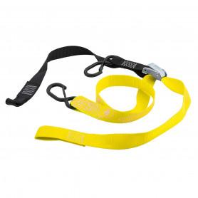 Jeu-De-2-Sangles-ONEAL-De-Luxe-Yellow