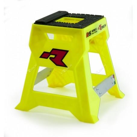 Tabouret Moto RTECH Neon Yellow