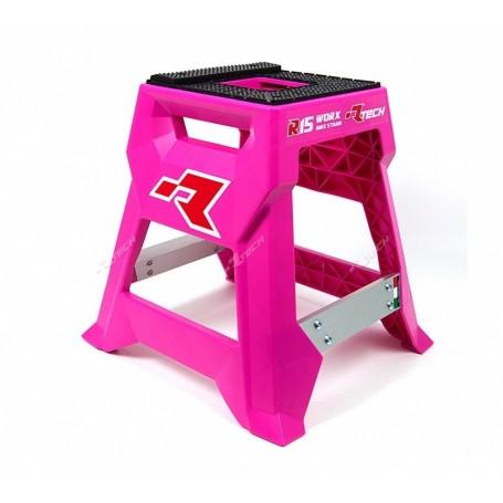 Tabouret Moto RTECH Neon Pink