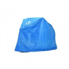Bache Moto YCF Bleue