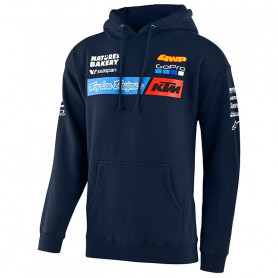 sweat-troy-lee-designs-ktm-team-navy-enfant