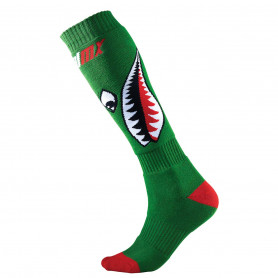 chaussettes-de-cross-oneal-youth-bomber-i-green