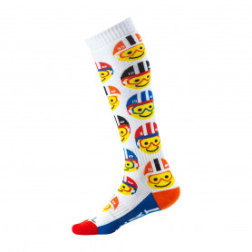 chaussettes-de-cross-oneal-youth-emoli-racer-i-multi