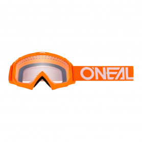 masque-cross-oneal-youth-b-10-solid-orange-white-clear