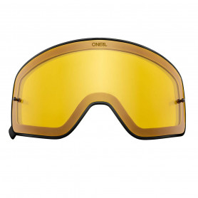ecran-double-oneal-b-50-black-yellow