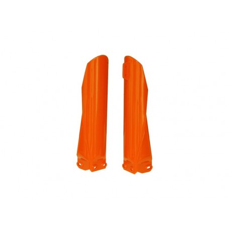 Proteges Fourche YCF Tous Modèles sauf 50 et 88cc Orange
