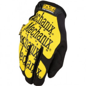 Gants d'Atelier MECHANIX WEAR Original Noir Jaune