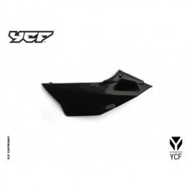 Plaque Latérale Gauche YCF Pilot & Factory 16 et + Noir