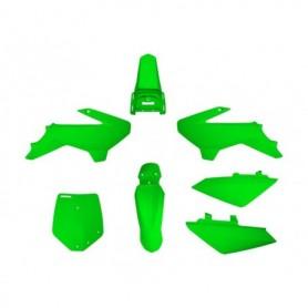 Kit Plastique YCF 50 cc 07-16 Green