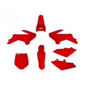 Kit Plastique YCF 50 cc 07-16 Red