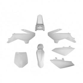 Kit Plastique YCF 50 cc 07-16 White