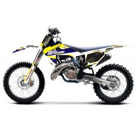 Kit Deco Light MOTO DIFFUSION HUSQVARNA 125 cc et +