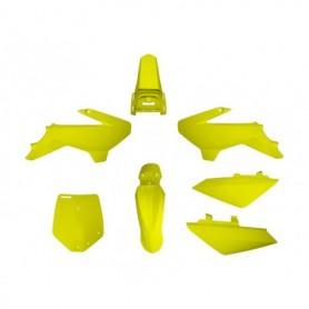 Kit Plastique YCF 50 cc 07-16 Yellow