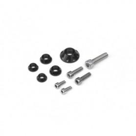 Kit Rondelle YCF Pour Kit Plastique et Reservoir Black