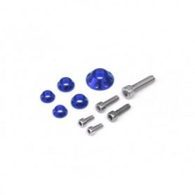Kit Rondelle YCF Pour Kit Plastique et Reservoir Blue