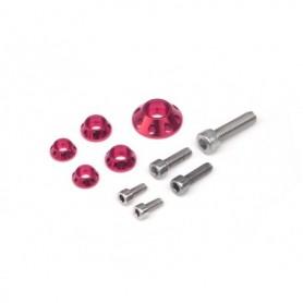 Kit Rondelle YCF Pour Kit Plastique et Reservoir Pink