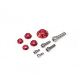 Kit Rondelle YCF Pour Kit Plastique et Reservoir Red