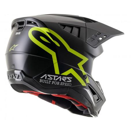 Default, Jaune Alpinestars Sac pour /Équipement Komodo Noir Anthracite Jaune Fluorescent