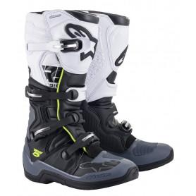 bottes-moto-cross-alpinestars-tech-5-noire-gris-blanche