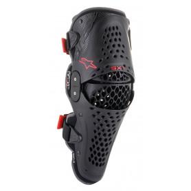 genouilleres-alpinestars-sx1-v2-protector-noire-rouge-2021