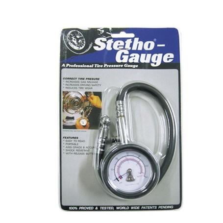 Manomètre de contrôle de pression des pneus
