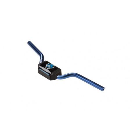 Guidon Aluminium YCF Sans Barre 50 cc Blue