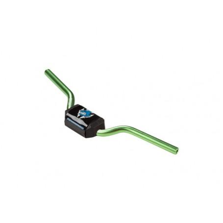 Guidon Aluminium YCF Sans Barre 50 cc Green