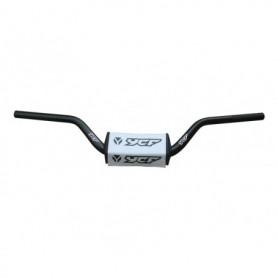 Guidon Aluminium YCF Sans Barre Diametre 28.6 mm Black