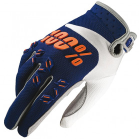 gants-moto-cross-100-the-airmatic-navy-orange
