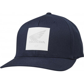casquette-fox-honda-flexfit-bleu-marine-taille-sm-ah-20