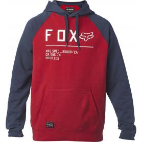 sweat-fox-non-stop-raglan-bleu-marine-rouge-ah-20