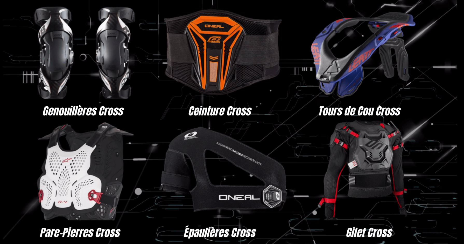 Protection Moto Cross