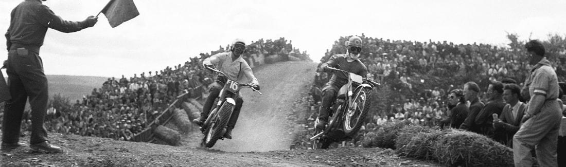 Histoire de la Motocross