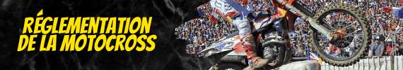 Réglementation du Motocross