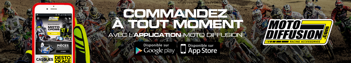 Application mobile Moto Diffusion